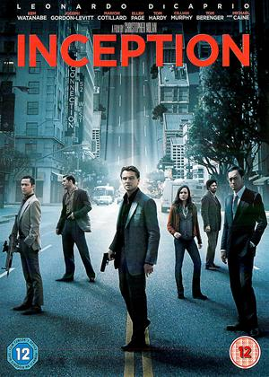 Inception Online DVD Rental