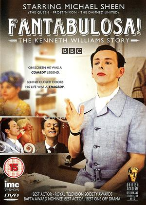 Rent Fantabulosa!: The Kenneth Williams Story Online DVD Rental