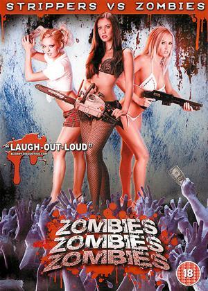 Rent Zombies! Zombies! Zombies! Online DVD Rental