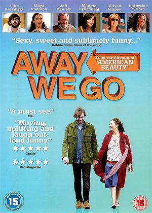 Rent Away We Go Online DVD Rental