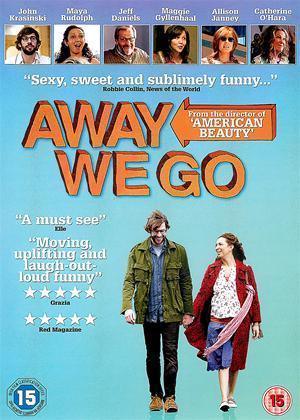 Rent Away We Go Online DVD & Blu-ray Rental