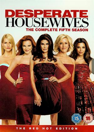 Rent Desperate Housewives: Series 5 Online DVD Rental