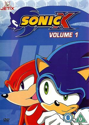 Rent Sonic X: Vol.1 Online DVD Rental