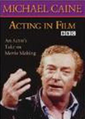 Rent Michael Caine: Acting in Film Online DVD Rental