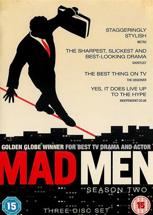 Rent Mad Men: Series 2 Online DVD Rental