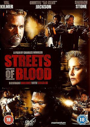 Rent Streets of Blood Online DVD Rental