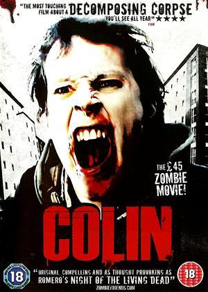 Rent Colin Online DVD & Blu-ray Rental