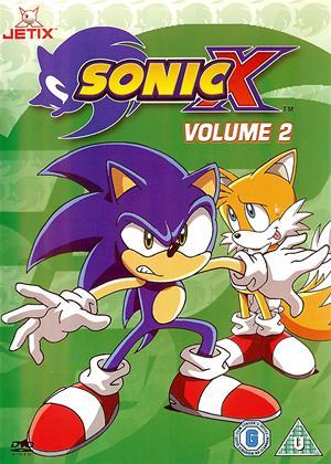 Rent Sonic X: Vol.2 Online DVD Rental
