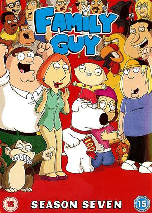 Rent Family Guy: Series 7 Online DVD Rental
