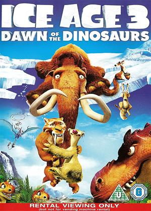 Ice Age 3: Dawn of the Dinosaurs Online DVD Rental