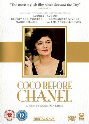 Coco Before Chanel Online DVD Rental