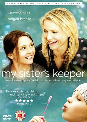 Rent My Sister's Keeper Online DVD & Blu-ray Rental