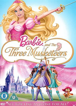Rent Barbie and the Three Musketeers Online DVD Rental