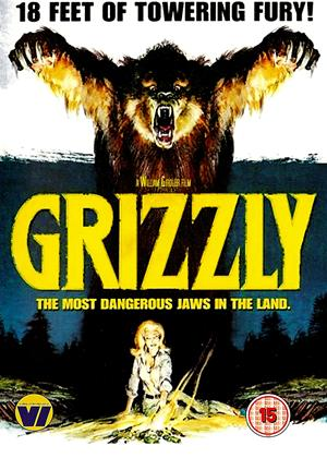 Rent Grizzly (aka Grizzly: The Most Dangerous Jaws in The Land) Online DVD & Blu-ray Rental