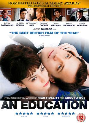 An Education Online DVD Rental