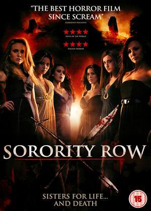 Rent Sorority Row Online DVD Rental
