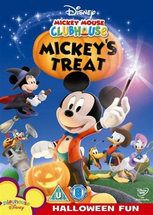Rent Mickey Mouse Clubhouse: Mickey's Halloween Haunt Online DVD Rental