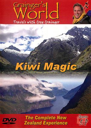 Rent Kiwi Magic: The Complete New Zealand Experience Online DVD Rental