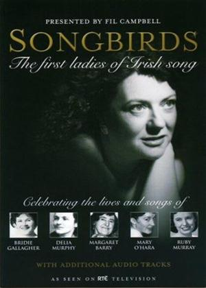 Rent Songbirds: The First Ladies of Irish Song Online DVD Rental