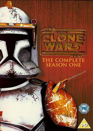 Rent Star Wars: The Clone Wars: Series 1 Online DVD Rental