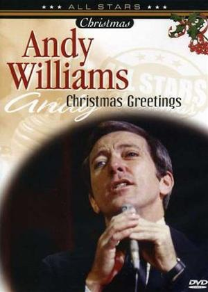 Rent Andy Williams: Christmas Greetings Online DVD Rental