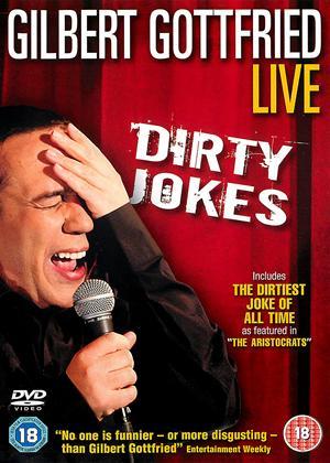 Rent Gilbert Gottfried Live: Dirty Jokes Online DVD Rental