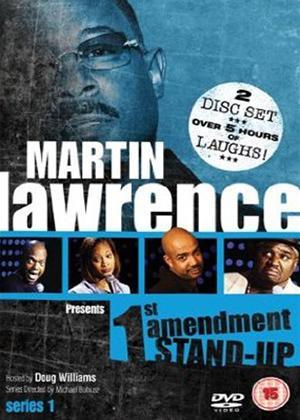 Rent Martin Lawrence's First Amendment: Series 1 Online DVD Rental