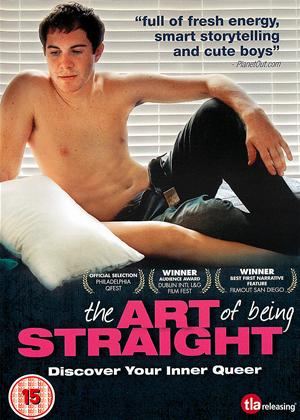 Rent The Art of Being Straight Online DVD Rental