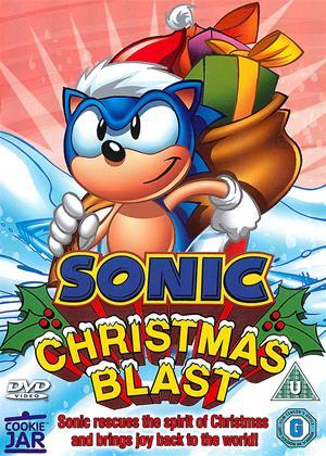Rent Sonic: Christmas Blast Online DVD Rental