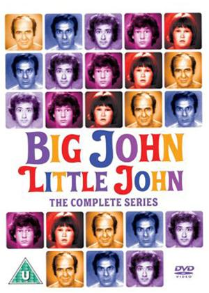 Rent Big John Little John: The Complete Series Online DVD Rental
