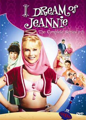 Rent I Dream of Jeannie: Series 1-5 (aka I Dream of Jeannie) Online DVD Rental