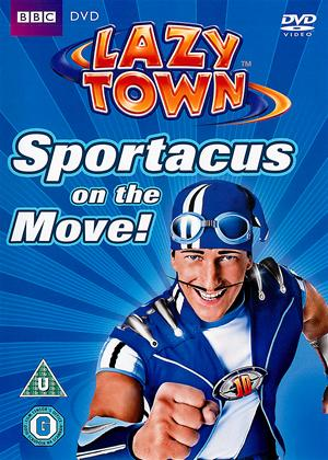 Rent Lazy Town: Sportacus on the Move! Online DVD Rental