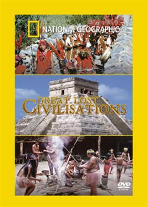 Rent National Geographic: Lost Civilisations Online DVD Rental