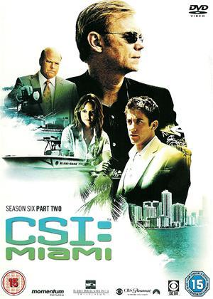 Rent CSI Miami: Series 6: Part 2 Online DVD Rental