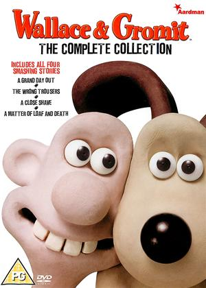 Wallace and Gromit: The Complete Collection Online DVD Rental