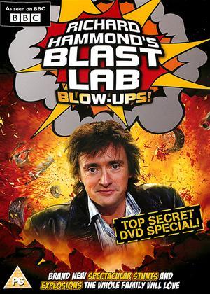 Rent Richard Hammond's Blast Lab Blow-Ups Online DVD Rental