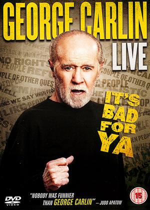 Rent George Carlin: It's Bad for Ya Online DVD Rental