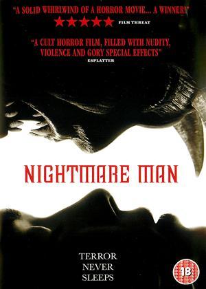 Rent Nightmare Man Online DVD & Blu-ray Rental