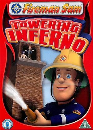 Rent Fireman Sam: Towering Inferno Online DVD Rental