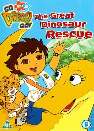 Rent Go Diego Go: Great Dinosaur Rescue Online DVD Rental