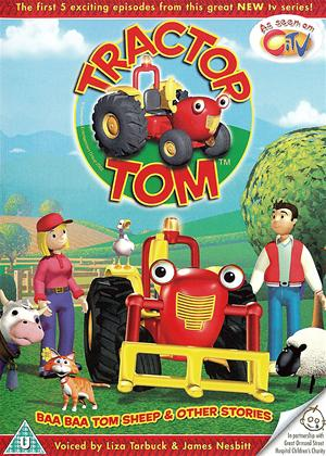 Rent Tractor Tom: Baa Baa Tom Sheep Online DVD Rental