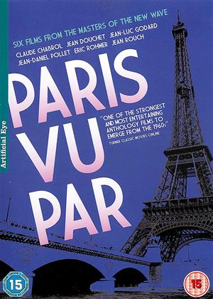 Rent Six in Paris (aka Paris Vu Par) Online DVD Rental