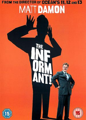 The Informant! Online DVD Rental