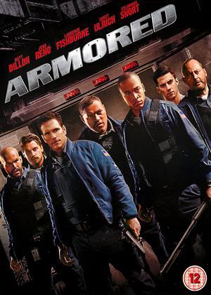 Armored Online DVD Rental