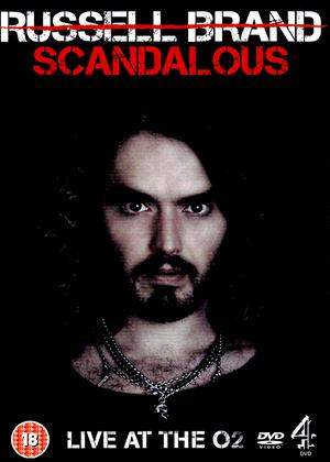Rent Russell Brand: Scandalous Live at the O2 Online DVD Rental