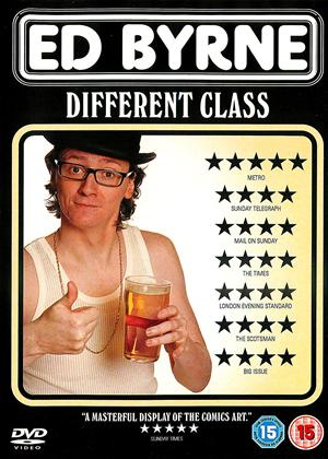 Rent Ed Byrne: Different Class Online DVD Rental