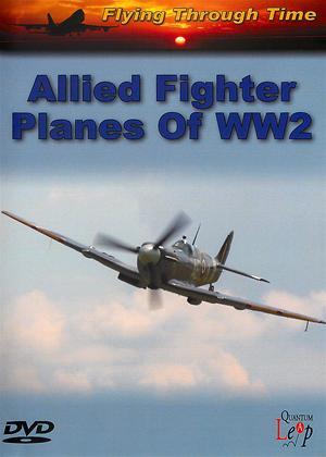Rent Allied Fighter Planes of World War Two Online DVD Rental
