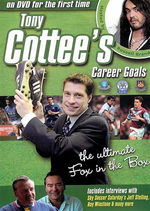 Rent Tony Cottee's Career Goals Online DVD Rental