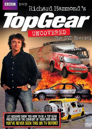 Rent Richard Hammond's Top Gear Uncovered: The DVD Special Online DVD Rental