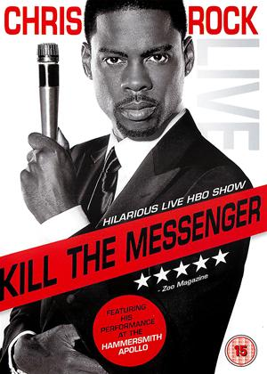Rent Chris Rock: Kill the Messenger Online DVD Rental